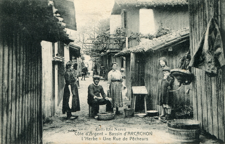 L'Herbe - Rue de pàcheurs (coll. Luc Dupuyoo)
