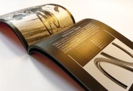 mise en page catalogue vélo par l'Agence de marque ELEM NT
