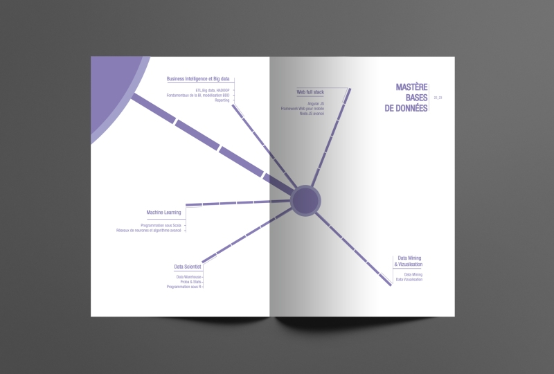 Projet de data visualisation réalisé par l'agence de communication bordelaise ELEM NT