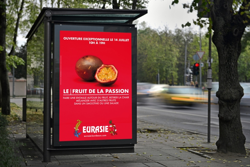 Eurasie-communication abribus-agence element