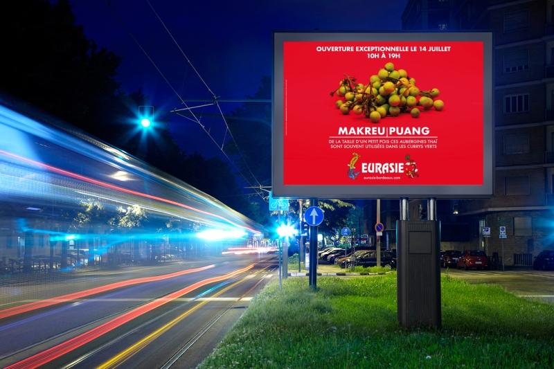 Eurasie-communication affichage-agence elem ent
