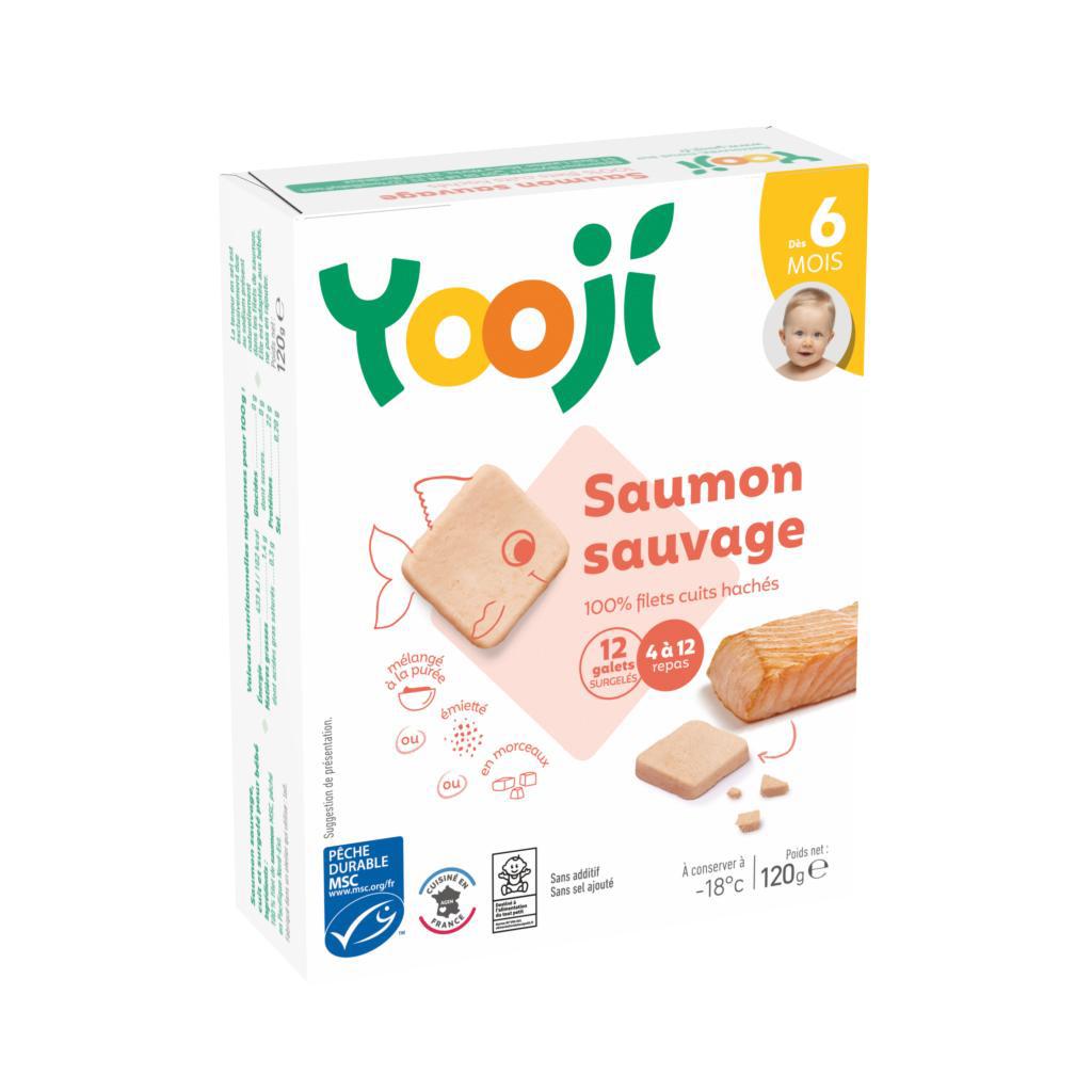 illustration saumon sauvage